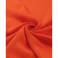 Прочие ОШТ-5-40-6014.043 Штапель-поплин однотонный оранжевый