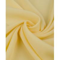 Прочие ОШТ-5-9-6014.015 Штапель-поплин однотонный желтый