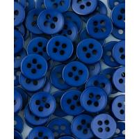 Прочие ПКЛ-165-10-36545.005 Пуговицы 14L синий уп.12шт