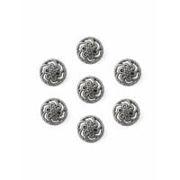Прочие ПМ-363-2-35111.002 Пуговицы 14L (металл) никель