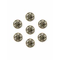 Прочие ПМ-363-3-35111.003 Пуговицы 14L (металл) бронзовый
