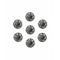 Прочие ПМ-363-4-35111.004 Пуговицы 14L (металл) темный никель