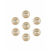 Прочие ПМ-365-1-35114.001 Пуговицы 14L (металл) золотистый