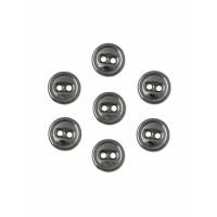 Прочие ПМ-365-3-35114.003 Пуговицы 14L (металл) темный никель
