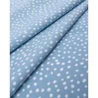 Прочие ПШТ-478-4-20612.025 Штапель принт голубой