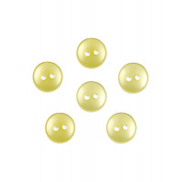 Прочие ПУБР-670-13-36965.032 Пуговицы 16L желтый уп.12шт