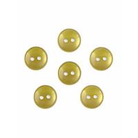 Прочие ПУБР-670-4-36965.033 Пуговицы 16L желтый уп.12шт