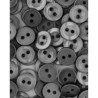 Прочие ПУБР-714-2-36585.012 Пуговицы 14L серый уп.12шт