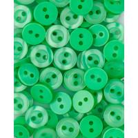 Прочие ПУБР-714-7-36585.013 Пуговицы 14L зеленый уп.12шт