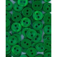Прочие ПУБР-714-8-36585.014 Пуговицы 14L зеленый уп.12шт