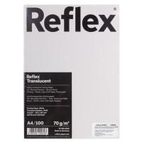 Reflex R17118 Калька REFLEX А4, 70 г/м, 100 листов, Германия, белая, R17118