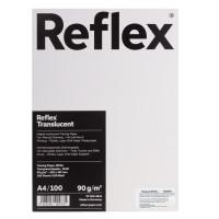 Reflex R17119 Калька REFLEX А4, 90 г/м, 100 листов, Германия, белая, R17119