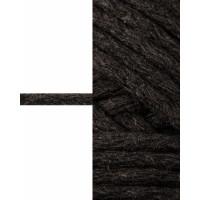 Прочие ШД-113-11-34326.020 Шнур декоративный д.0,5 см коричневый хлопок 100%, 50м