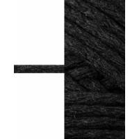 Прочие ШД-113-12-34326.002 Шнур декоративный д.0,5 см черный хлопок 100%, 50м