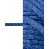 Прочие ШД-113-14-34326.006 Шнур декоративный д.0,5 см синий хлопок 100%, 50м