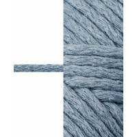 Прочие ШД-113-15-34326.008 Шнур декоративный д.0,5 см синий хлопок 100%, 50м
