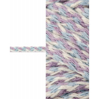 Прочие ШД-113-17-34326.023 Шнур декоративный д.0,5 см мультиколор хлопок 100%, 50м