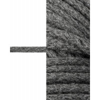 Прочие ШД-113-18-34326.017 Шнур декоративный д.0,5 см серый хлопок 100%, 50м
