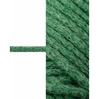 Прочие ШД-113-19-34326.010 Шнур декоративный д.0,5 см зеленый хлопок 100%, 50м