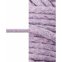 Прочие ШД-113-2-34326.022 Шнур декоративный д.0,5 см сиреневый хлопок 100%, 50м