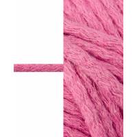Прочие ШД-113-4-34326.013 Шнур декоративный д.0,5 см розовый хлопок 100%, 50м
