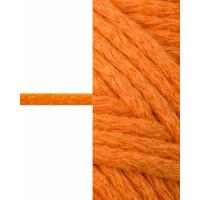 Прочие ШД-113-6-34326.018 Шнур декоративный д.0,5 см оранжевый хлопок 100%, 50м