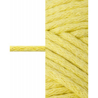 Прочие ШД-113-7-34326.012 Шнур декоративный д.0,5 см желтый хлопок 100%, 50м