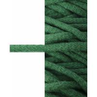 Прочие ШД-114-13-34327.013 Шнур декоративный д.0,8 см зеленый 100% хлопок, 50м