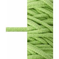 Прочие ШД-114-15-34327.015 Шнур декоративный д.0,8 см зеленый 100% хлопок, 50м