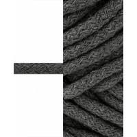 Прочие ШД-114-18-34327.018 Шнур декоративный д.0,8 см серый 100% хлопок, 50м