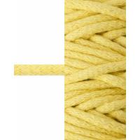 Прочие ШД-114-2-34327.002 Шнур декоративный д.0,8 см желтый 100% хлопок, 50м