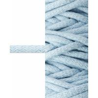 Прочие ШД-114-5-34327.005 Шнур декоративный д.0,8 см голубой 100% хлопок, 50м
