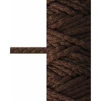 Прочие ШД-121-3-34324.003 Шнур декоративный д.0,5 см коричневый п/э, 50 м