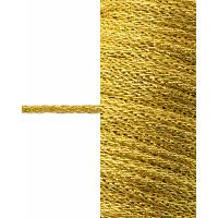 Прочие ШД-135-2-35316.002 Шнур декоративный д.0,2 см золотистый п/э, 50 м