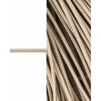 Прочие ШД-57-17-13773.015 Шнур декоративный д.0,12 см бежевый п/э, 20м