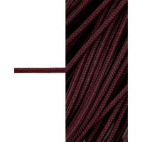 Прочие ШД-57-19-13773.016 Шнур декоративный д.0,12 см бордовый п/э, 20м