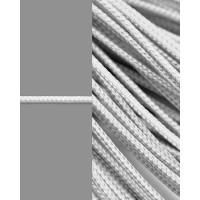 Прочие ШД-57-3-13773.004 Шнур декоративный д.0,12 см белый п/э, 20м