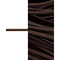 Прочие ШД-57-4-13773.007 Шнур декоративный д.0,12 см коричневый п/э, 20м