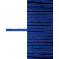Прочие ШД-66-2-30916.002 Шнур замшевый ш.0,3 см синий электрик 1 метр