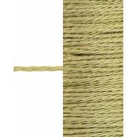 Прочие ШД-84-1-31448.002 Шнур декоративный д.0,2 см золотистый п/э, 100м