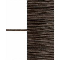 Прочие ШД-93-1-32710.001 Шнур вощеный d=1мм коричневый