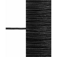 Прочие ШД-93-2-32710.003 Шнур вощеный d=1мм черный