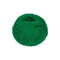 Прочие ШХ1 Нитки Шпагат хлопчатобумажный ШХ1 100% хлопок 1 мм 100 м 109 я зеленый