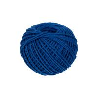 Прочие ШХ1 Нитки Шпагат хлопчатобумажный ШХ1 100% хлопок 1 мм 100 м 109 я синий