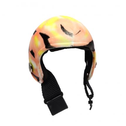 Шлем мини AR1189 (розово-желтый) 5 см. AR1189 (арт. Шлем мини AR1189 (розово-желтый) 5 см.)