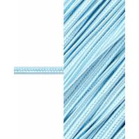 Прочие ШС-5-1-32612.002 Сутаж атласный ш.0,3 см голубой 1 м