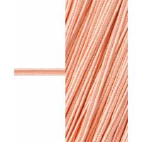 Прочие ШС-5-24-32612.024 Сутаж атласный ш.0,3 см персиковый 1 метр