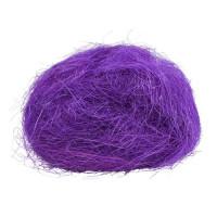 Прочие Сизаль Сизаль  7723417  BH181AG  S58 фиолетовый 50 г/упак