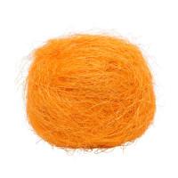 Прочие Сизаль Сизаль  7723417  BH181AG  J54 оранжевый 50 г/упак