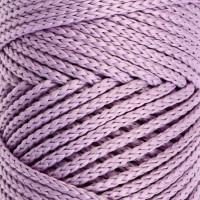 Osttex СМЛ-40115-1-СМЛ0002862183 Шнур для вязания без сердечника 100% полиэфир, ширина 3мм 100м/210гр, (96 сиреневый) сиреневый